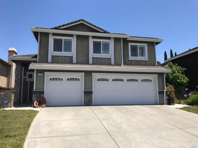 1458 Legend Circle, Vallejo, CA 94591 (#22011217) :: Hiraeth Homes