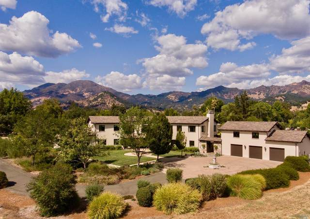 1640 Greenwood Avenue, Calistoga, CA 94515 (#22011234) :: W Real Estate   Luxury Team