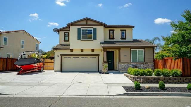 1381 Stewart Drive, Fairfield, CA 94533 (#22011248) :: Hiraeth Homes