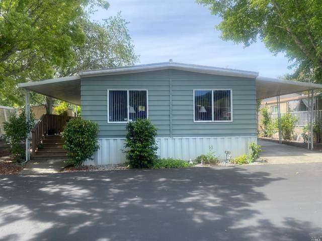 2412 Foothill Boulevard #132, Calistoga, CA 94515 (#22011254) :: W Real Estate   Luxury Team
