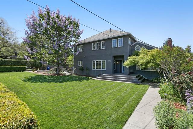 930 I Street, Petaluma, CA 94952 (#22011291) :: Hiraeth Homes