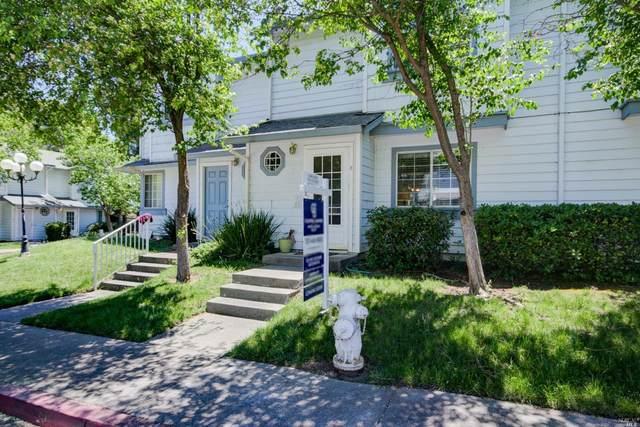 1810 E Tabor Avenue #2, Fairfield, CA 94533 (#22011382) :: Rapisarda Real Estate