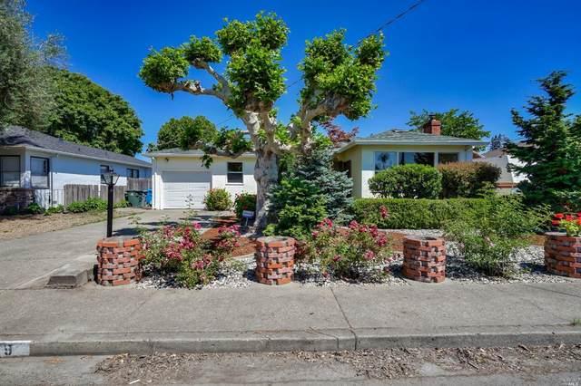 1819 Janero Drive, Santa Rosa, CA 95407 (#22011383) :: Lisa Perotti   Corcoran Global Living