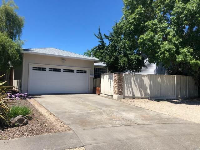 413 Korbel Place, Santa Rosa, CA 95409 (#22011418) :: Hiraeth Homes
