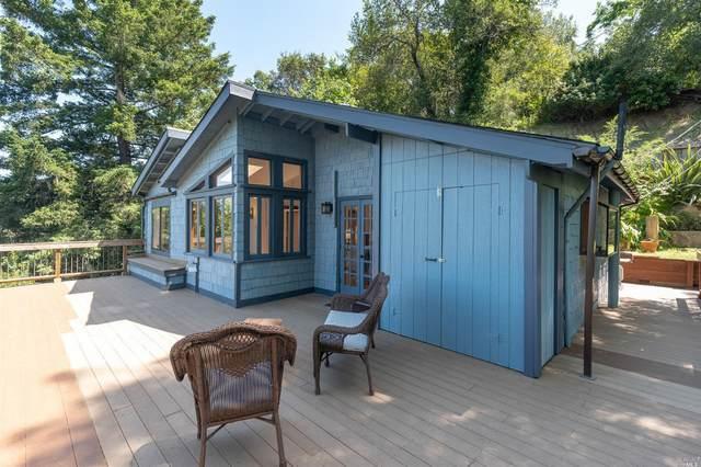 35 Berry Trail, Fairfax, CA 94930 (#22011428) :: Team O'Brien Real Estate