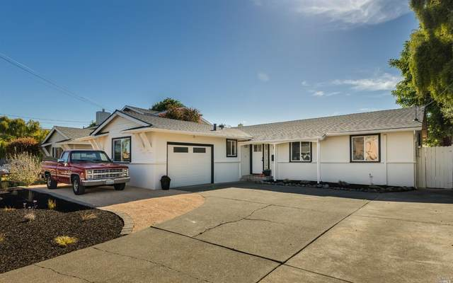 28 Jess Avenue, Petaluma, CA 94952 (#22011444) :: Rapisarda Real Estate