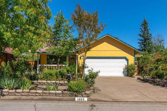 1092 Badger Court, Santa Rosa, CA 95409 (#22011472) :: Hiraeth Homes