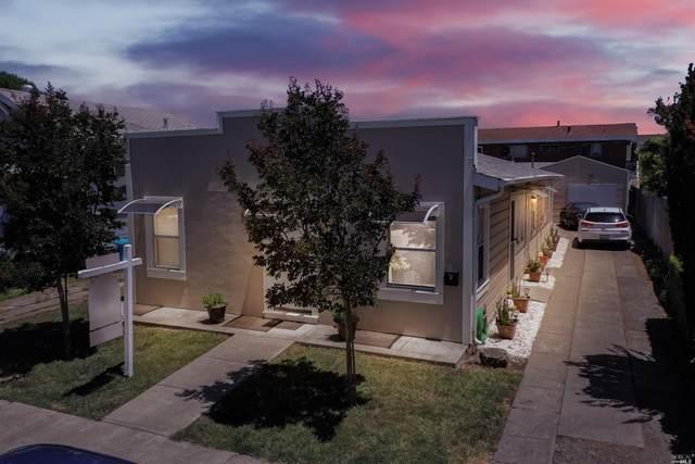 1802 Sutter Street, Vallejo, CA 94590 (#22011479) :: Golden Gate Sotheby's International Realty