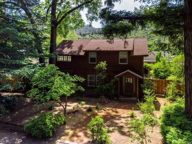 428 Oak Park Avenue, Ukiah, CA 95482 (#22011483) :: Team O'Brien Real Estate