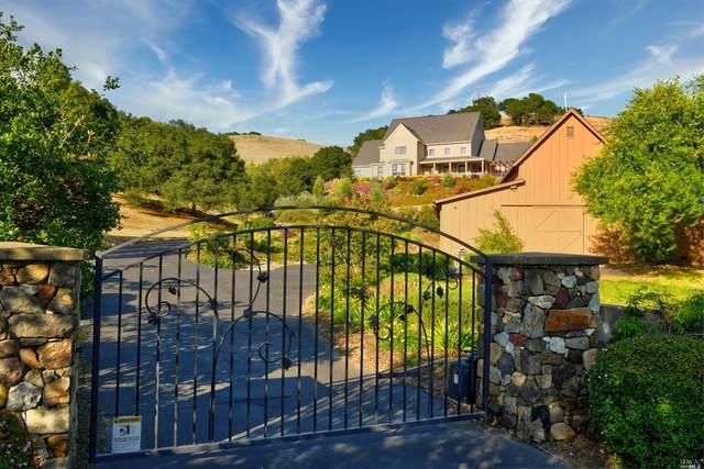 5120 Lovall Valley Loop, Sonoma, CA 95476 (#22011506) :: Intero Real Estate Services