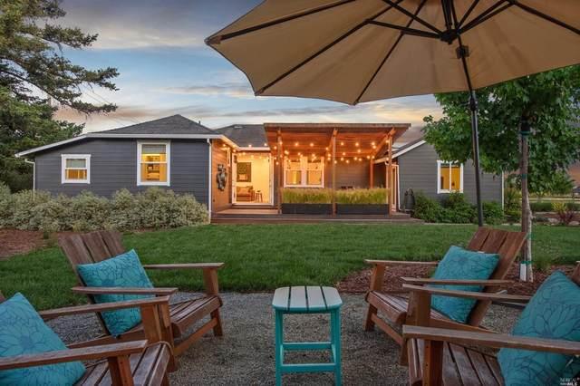 19366 Arnold Drive, Sonoma, CA 95476 (#22011523) :: Hiraeth Homes
