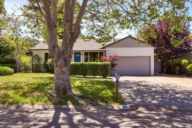 45 Corrillo Drive, San Rafael, CA 94903 (#22011531) :: Team O'Brien Real Estate