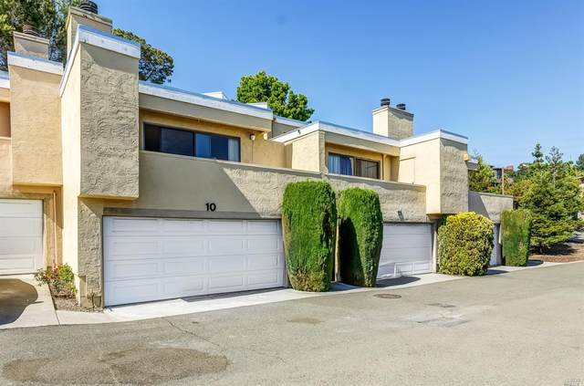 300 Locust Drive #10, Vallejo, CA 94591 (#22011540) :: Hiraeth Homes