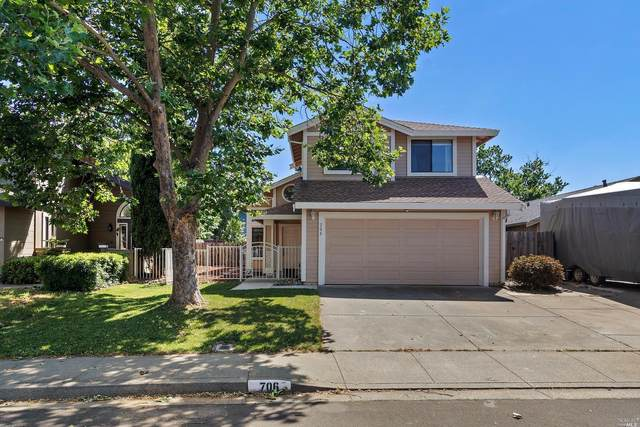 706 Oakvale Way, Vacaville, CA 95687 (#22011561) :: Jimmy Castro Real Estate Group