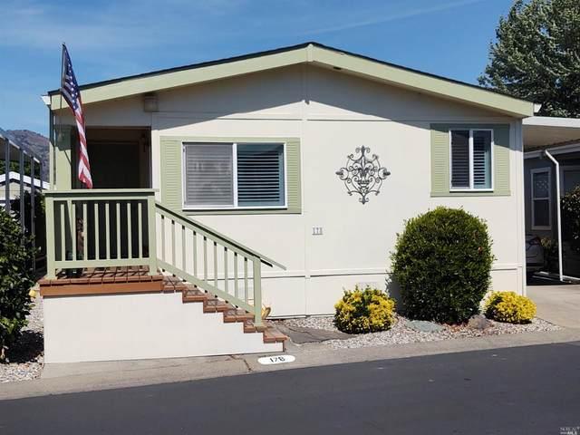 6468 Washington Street #178, Yountville, CA 94599 (#22011567) :: W Real Estate | Luxury Team
