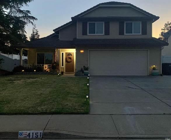 4151 Blossom Court, Oakley, CA 94561 (#22011603) :: Intero Real Estate Services