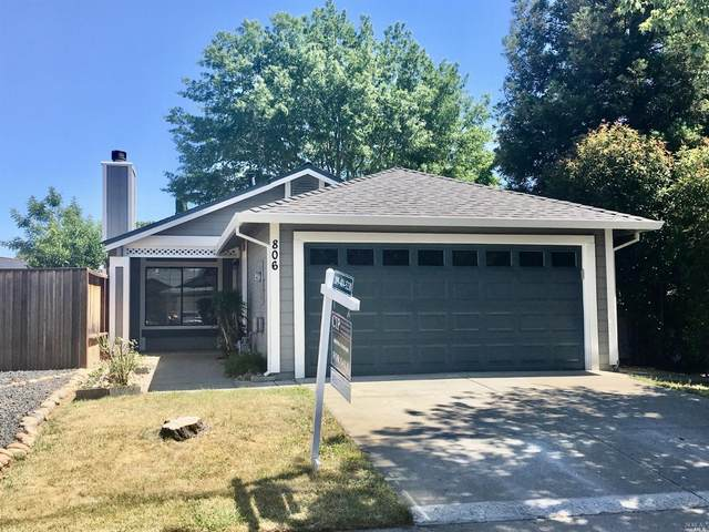 806 Cameron Court, Vacaville, CA 95687 (#22011654) :: RE/MAX GOLD