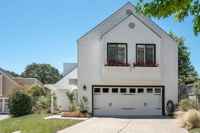 4 Blue Oak Court, San Rafael, CA 94903 (#22011697) :: RE/MAX GOLD