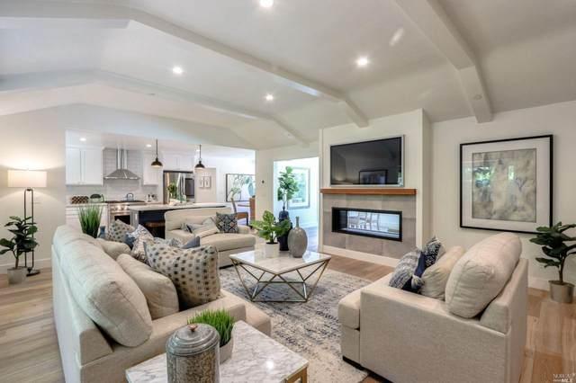 22 Van Winkle Drive, San Anselmo, CA 94960 (#22011701) :: W Real Estate | Luxury Team