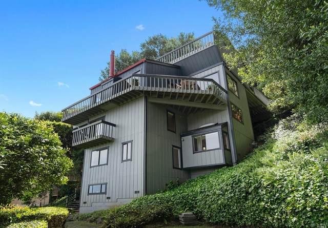 214 Santa Rosa Avenue, Sausalito, CA 94965 (#22011754) :: Lisa Perotti | Corcoran Global Living