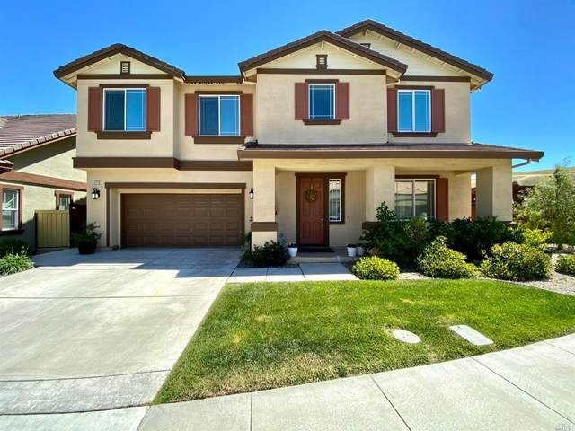 4719 Sweetwater Place, Fairfield, CA 94534 (#22011763) :: RE/MAX GOLD