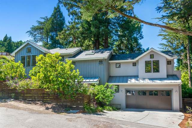 13 Daffodil Lane, Mill Valley, CA 94941 (#22011771) :: Rapisarda Real Estate