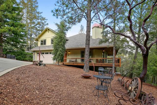 315 High Street, Calistoga, CA 94515 (#22011807) :: W Real Estate   Luxury Team
