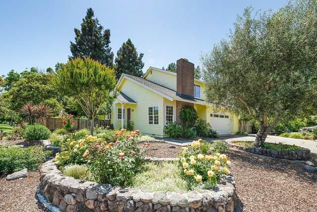 2363 Stonehouse Drive, Napa, CA 94558 (#22011809) :: W Real Estate | Luxury Team