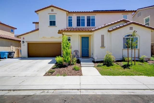513 Lavender Drive, Vacaville, CA 95687 (#22011818) :: Intero Real Estate Services