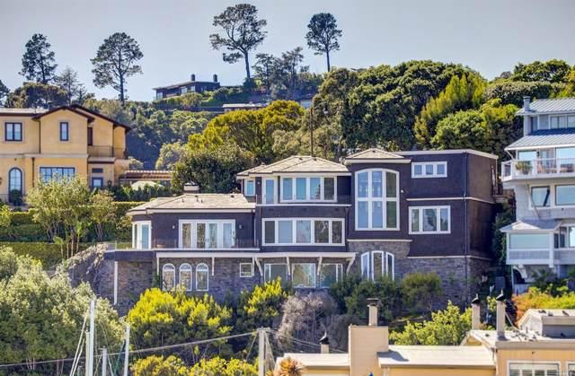 82 Alcatraz Avenue, Belvedere, CA 94920 (#22011830) :: W Real Estate | Luxury Team