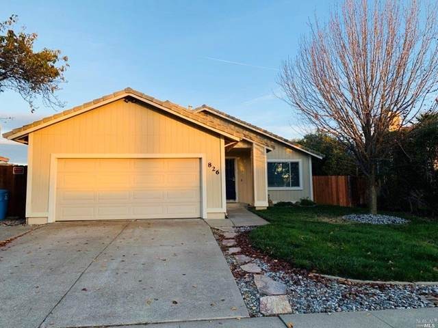 826 Scottsdale Drive, Vacaville, CA 95687 (#22011831) :: RE/MAX GOLD