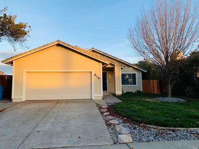 826 Scottsdale Drive, Vacaville, CA 95687 (#22011831) :: Rapisarda Real Estate