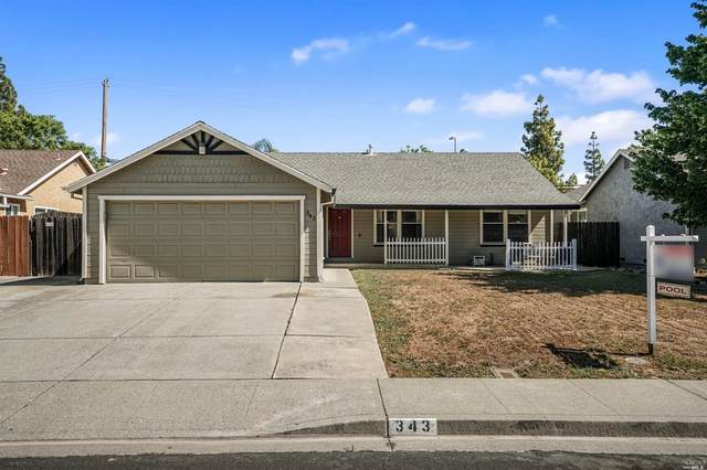 343 Temple Drive, Vacaville, CA 95687 (#22011838) :: RE/MAX GOLD