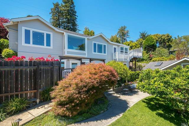 226 Rosemont Avenue, Mill Valley, CA 94941 (#22011849) :: Rapisarda Real Estate