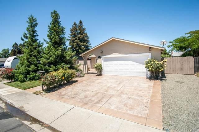 1345 Farmington Drive, Vacaville, CA 95687 (#22011850) :: Intero Real Estate Services