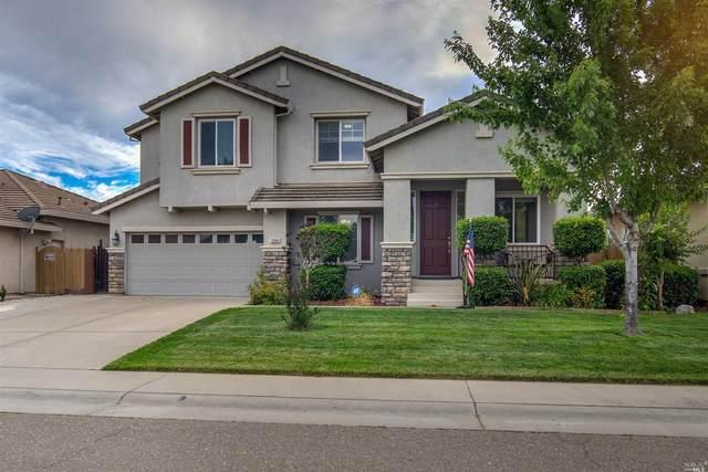 10884 Bianco Way, Rancho Cordova, CA 95670 (#22011907) :: Rapisarda Real Estate