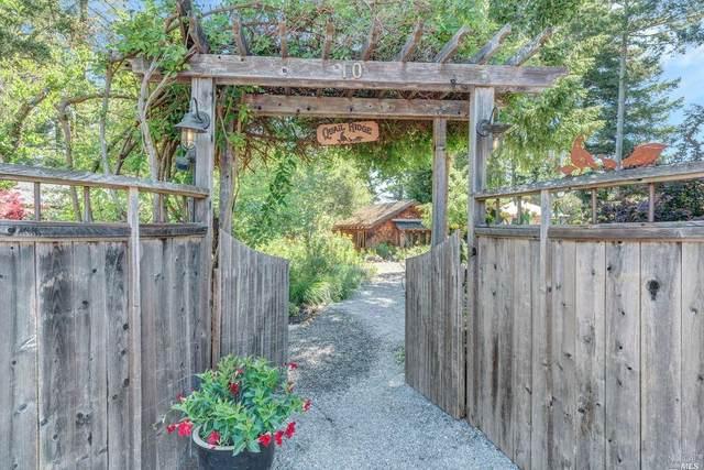 10 Hemlock Way, San Geronimo, CA 94963 (#22011933) :: Intero Real Estate Services