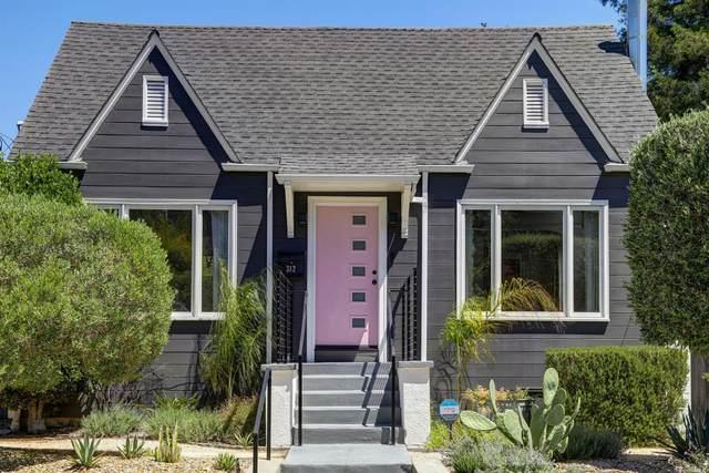 312 Oakdale Avenue, Corte Madera, CA 94925 (#22011947) :: Lisa Perotti | Corcoran Global Living
