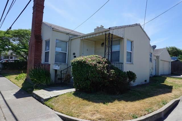 2301 Georgia Street, Vallejo, CA 94590 (#22012039) :: W Real Estate | Luxury Team