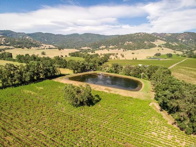 11500-11600 Burris Lane, Potter Valley, CA 95469 (#22012100) :: Golden Gate Sotheby's International Realty