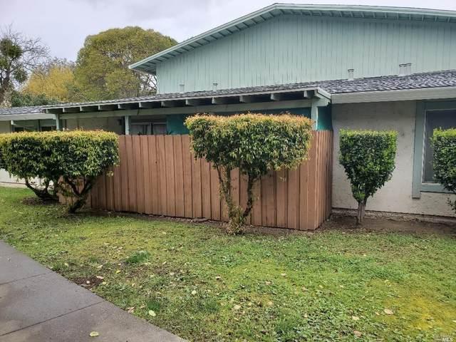 1625 Park Lane #20, Fairfield, CA 94533 (#22012101) :: Team O'Brien Real Estate