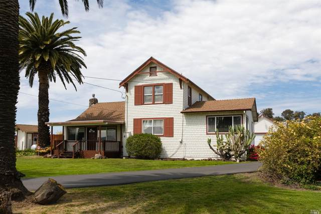 2710 Knob Hill Road, Sonoma, CA 95476 (#22012115) :: Hiraeth Homes