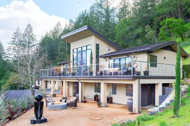 3250 Old Lawley Toll Road, Calistoga, CA 94515 (#22012118) :: Hiraeth Homes