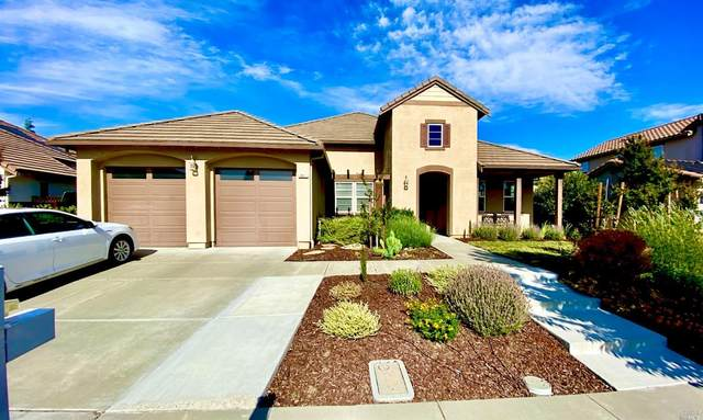 407 Longwood Place, Vacaville, CA 95688 (#22012132) :: Hiraeth Homes