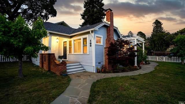 100 Park Street, San Rafael, CA 94901 (#22012222) :: Team O'Brien Real Estate
