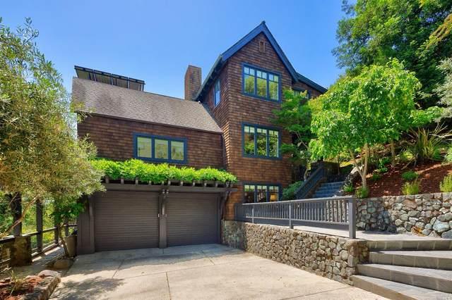 257 Buena Vista Avenue, Mill Valley, CA 94941 (#22012264) :: Corcoran Global Living