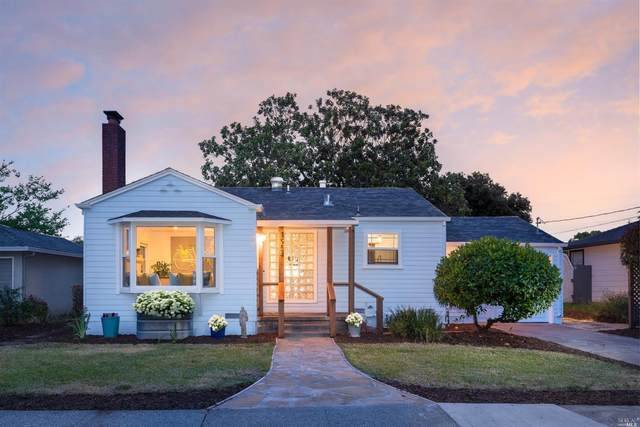 1954 Nordyke Avenue, Santa Rosa, CA 95401 (#22012293) :: Team O'Brien Real Estate