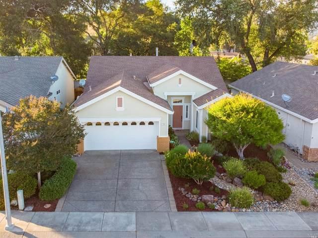 124 Porterfield Creek Drive, Cloverdale, CA 95425 (#22012308) :: RE/MAX GOLD