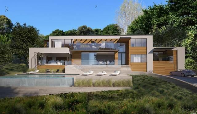 4719 Paradise Drive, Tiburon, CA 94920 (#22012356) :: Team O'Brien Real Estate