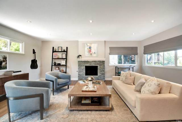7 Madrona Street, San Rafael, CA 94901 (#22012360) :: Team O'Brien Real Estate